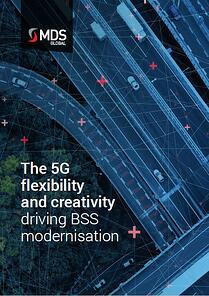 5G BSS Flexibility whitepaper cover
