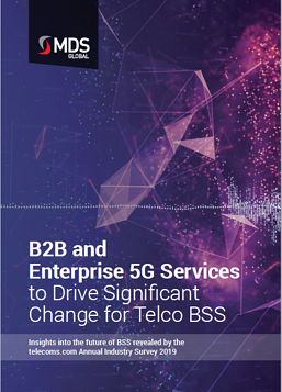 B2B and Enterprise 5G Services to Drive Significant Change for Telco BSS - Cover