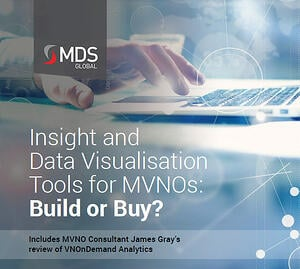 Insight and Data Visualisation Tools for MVNOs - whitepaper cover