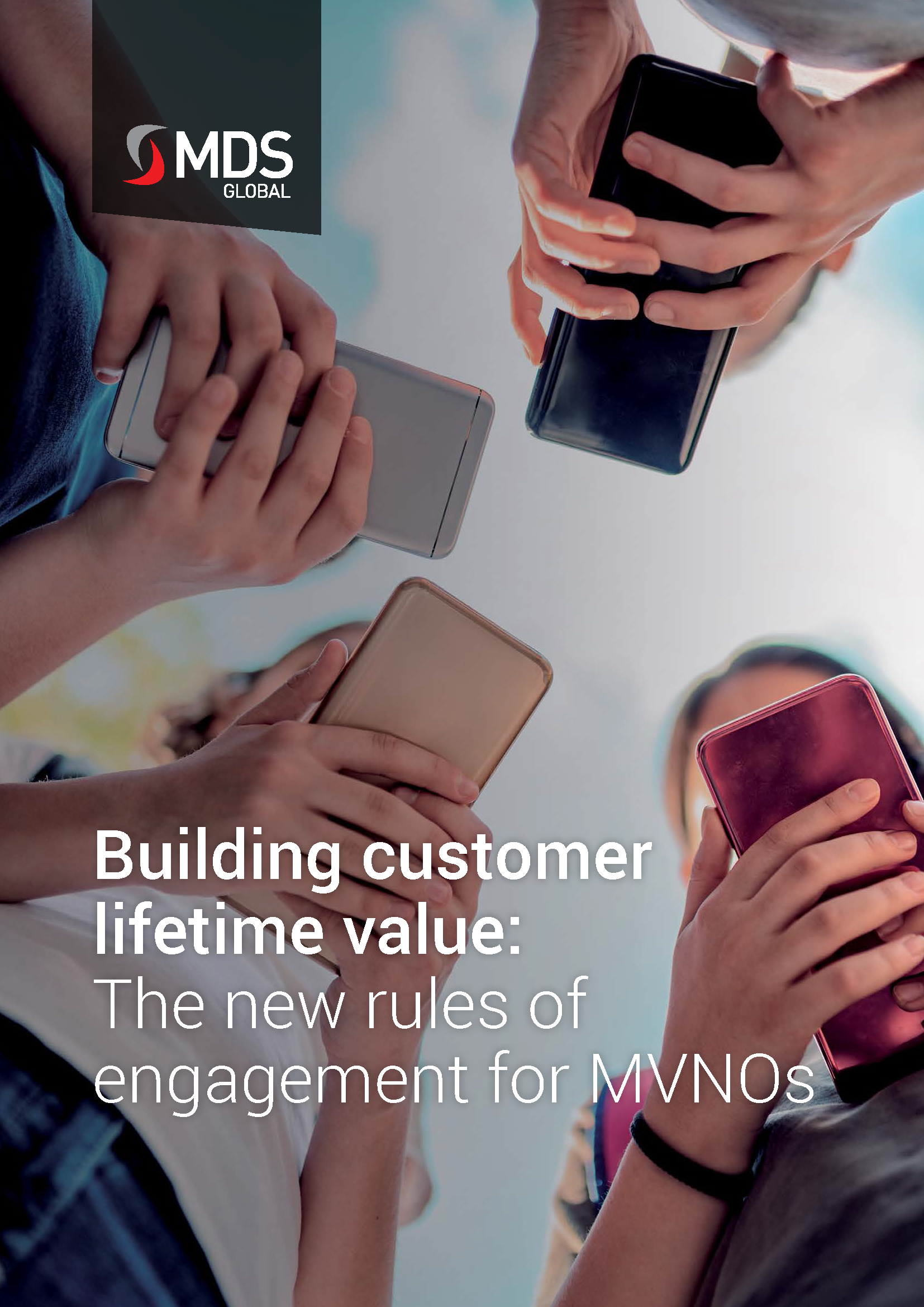 The new rules of customer engagement for MVNOs - cover